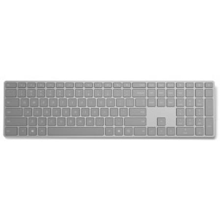 Microsoft Surface - inalámbrico - Bluetooth 4.0 - Español - gris - comercial