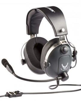 Auriculares + Mic Thrustmaster T-Flight US Air Force Edition (4060104)