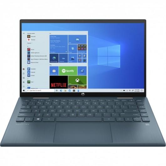 Portatil HP Pavilion x360 14-DY0003NS i3-1125G4 8GB 256GB SSD 14' Tactil w10 Azul profundo