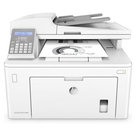 Multifunción hp wifi con fax láser mono pro m148fdw - 28ppm - duplex - scan 1200ppp - adf - lan - usb - bandeja entrada 260