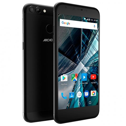 Smartphone Archos Sense 50DC 2/16GB Negro - 5' 5/13mpx 4G