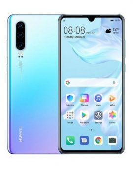 Huawei P30 6/128GB Breathing Crystal Nacar
