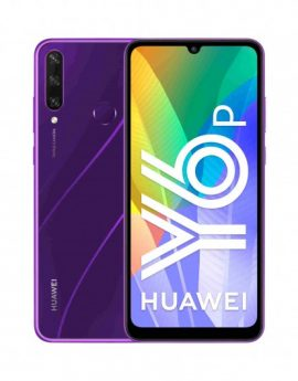 Smartphone Huawei Y6p 3/64GB Phantom Purple - 6.3' cam (13+5+2)/8mp - 5000 mah