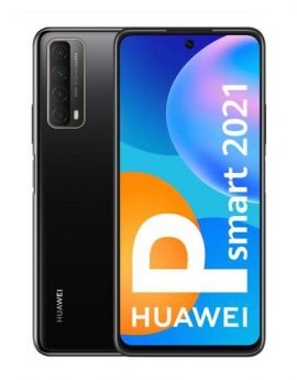 Smartphone Huawei P Smart 2021 6.67' 4/128GB 48mpx/8mpx Midnight Black