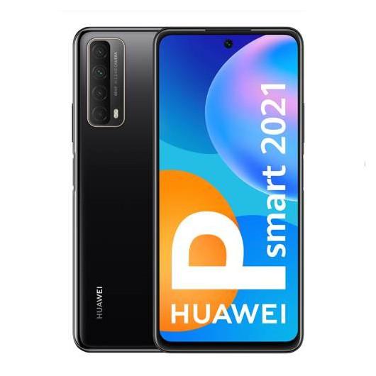 Smartphone Huawei P Smart 2021 6.67' 4/128GB 48mpx/8mpx Midnight Black
