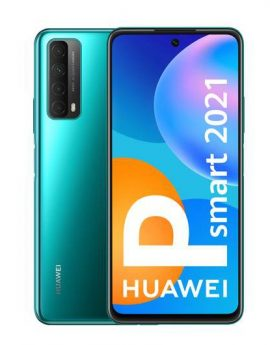 Smartphone Huawei P Smart 2021 6.67' 4/128GB 48mpx/8mpx Crush Green