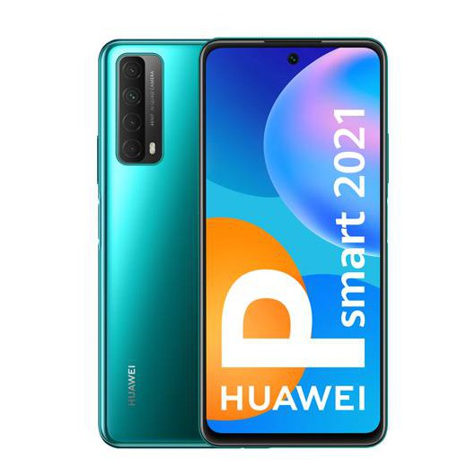 Smartphone Huawei P Smart 2021 6.67' 4/128GB 48mpx/8mpx Crush Green