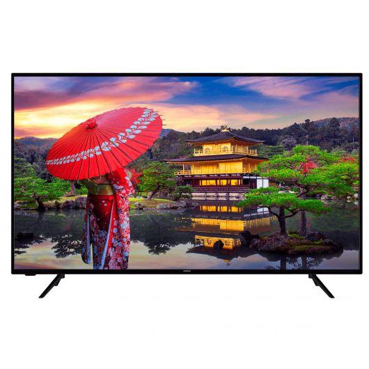 Hitachi 58HAK5751 58' UltraHD 4K HDR Smart TV Wifi Negro