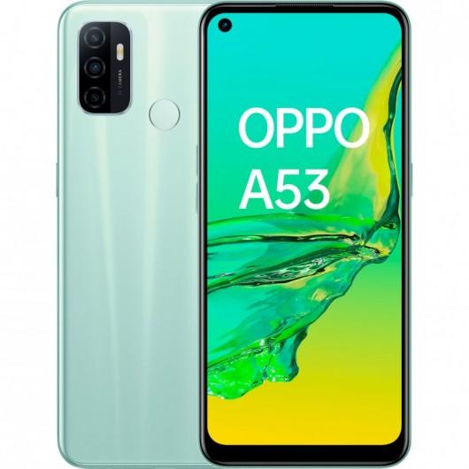 Smartphone Oppo A53 4/64GB Mint Cream