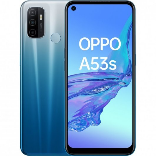 Smartphone Oppo A53s 4/128GB Fancy Blue