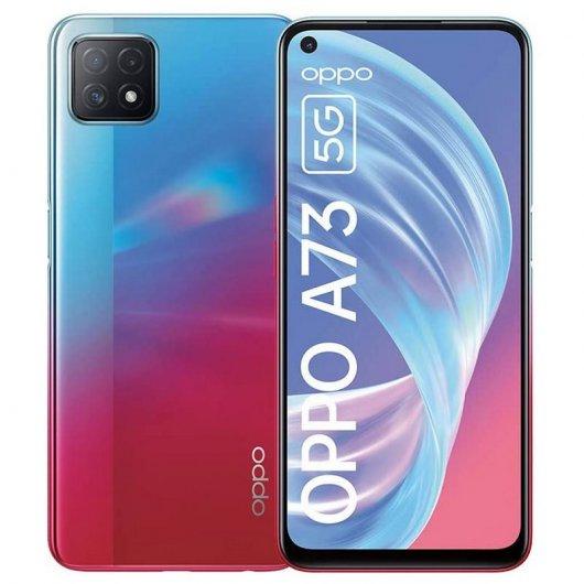 Smartphone Oppo A73 5G 8/128GB Neon