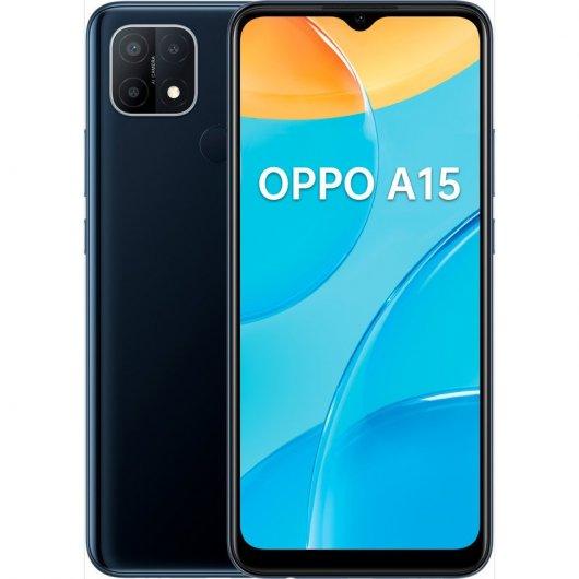 Smartphone Oppo A15 3/32GB Dynamic Black