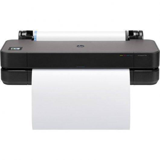 Plotter HP DesignJet T230 A1 24' -  2400ppp -  usb -  red -  wifi -  cortadora horizontal automatica