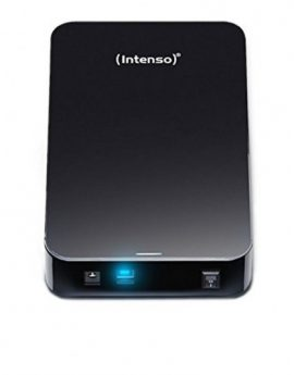 HDD Externo Intenso Memory Center 6TB 3.5'' USB 3.0 Negro