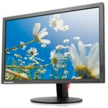 Monitor 19.5 Hdmi Dp Vga Lenovo T2054p Thinkvision Ips Led Wxga  Regulable En Altura Inclinable