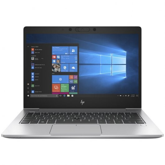 Portatil HP EliteBook 830 G6 6XD22EA i5-8265U 8GB 256GB SSD 13.3' w10pro Plata