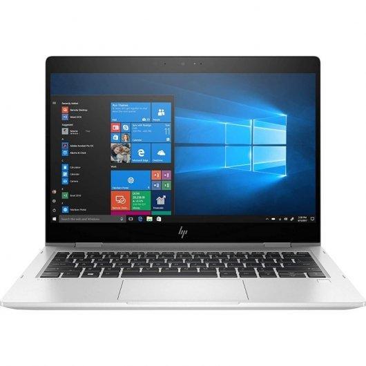 Portatil HP EliteBook x360 830 G6 6XD39EA i5-8265U 8GB 1256GB SSD 13.3' Táctil w10pro Plata