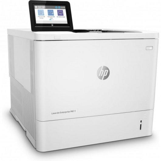 HP LaserJet Enterprise M611dn Impresora Láser Monocromo Dúplex