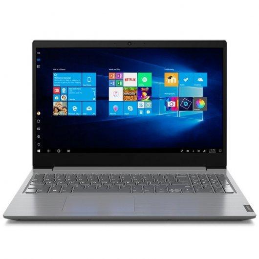 Portatil Lenovo V15 IIL (82C500QXSP) i3-1005G1 8GB 256GB SSD 15.6' w10 Gris acero