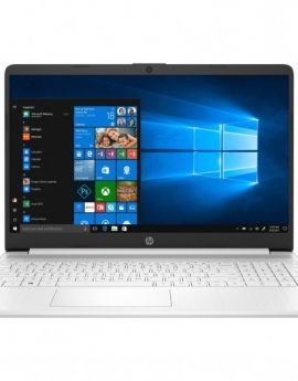 HP 15S-FQ1005NS i7-1065G7 8GB 256GB SSD 15.6' w10 blanco