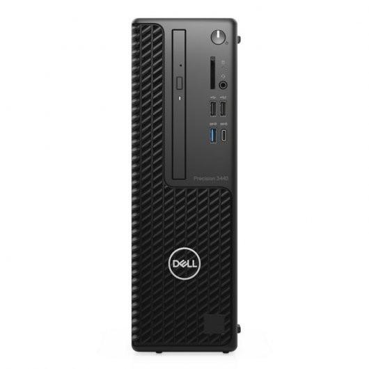 Dell Precision 3440 i7-10700 16GB 512GB SSD Dvd-rw w10pro Negro
