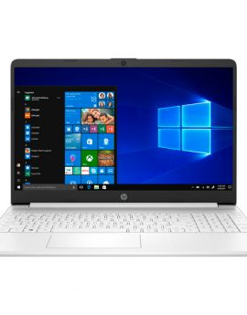 HP 15-FQ1053NS i7-1065G6 8GB 512GB SSD 15.6'' w10 blanco