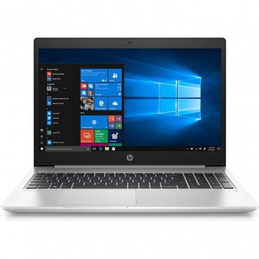 Portatil HP ProBook 450 G7 8VU78EA i5-10210U 8GB 256GB SSD 15.6' w10pro Plata