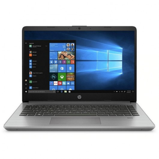 Portatil HP 340S G7 i7-1065G7 8GB 512GB SSD 14' w10pro Gris ceniza