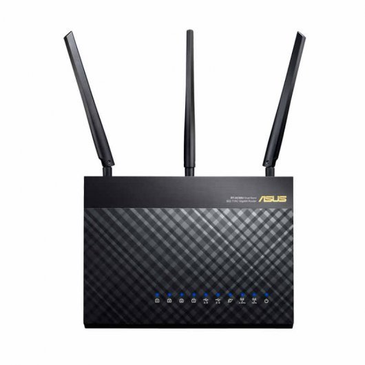 Asus RT-AC68U Router Gaming Inalámbrico AC1900 Compatible AiMesh