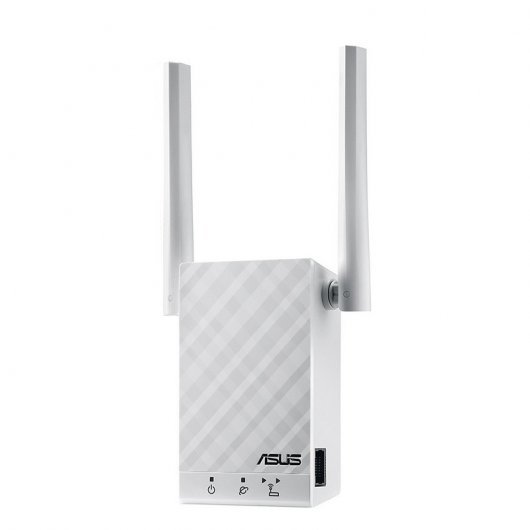 Asus RP-AC55 Repetidor/Punto de Acceso Gigabit AC1200 Blanco