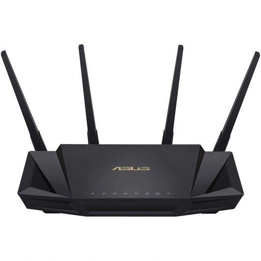 Asus RT-AX58U Router AX3000 WiFi 6 Dual Band MU-MIMO/OFDMA