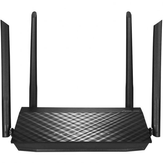Asus RT-AC59U AC1500 Router WiFi Doble Banda Gigabit Negro