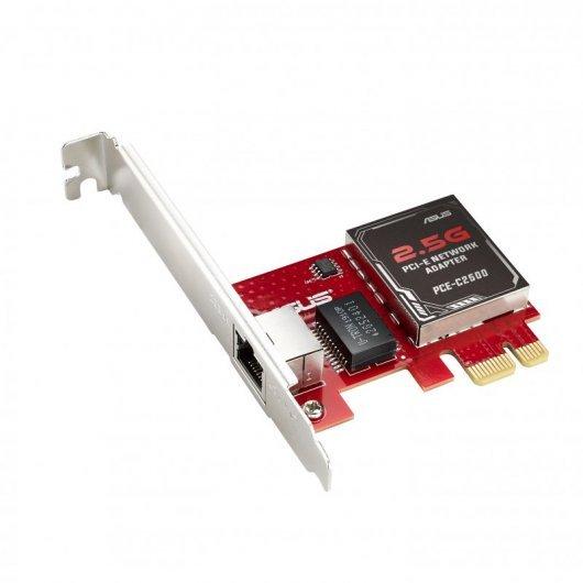 Asus PCE-C2500 Tarjeta de Red PCIe 2.5GBase-T