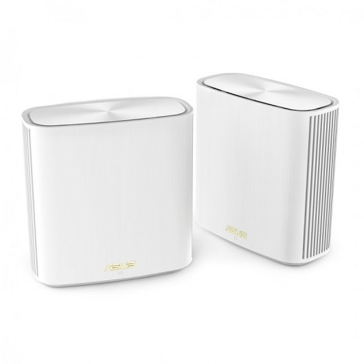 Asus ZenWiFi XD6 Sistema Whole Home Mesh WiFi 6 Pack 2 Unidades Blanco
