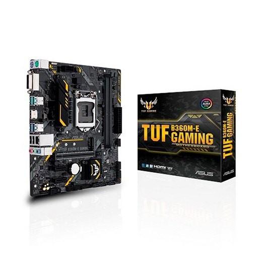 Placa Base Asus Tuf B360M-E Gaming