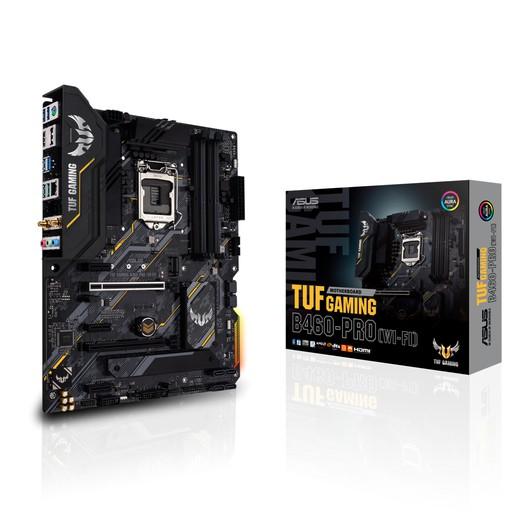 Placa Base Asus Tuf Gaming B460-Pro (Wi-Fi)