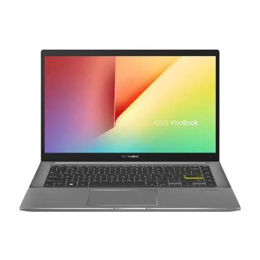 Portatil Asus Vivobook S533FA-BQ108T i5-10210u 8GB 256GB SSD 15.6' w10 Aluminio negro