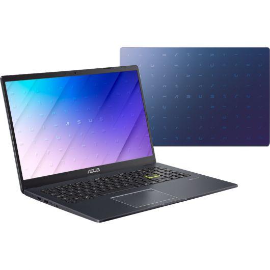 Portatil Asus E510MA-EJ105T Celeron N4020 4GB 128GB eMMC 15.6' w10 Azul Electrico