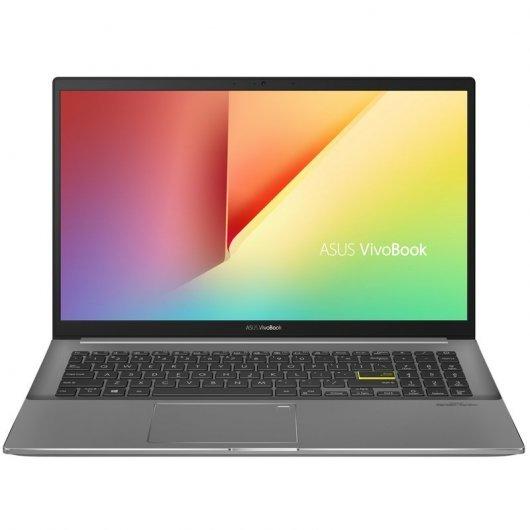 Asus VivoBook S15 S533EA-BN149T i5-1135G7 8GB 512GB SSD 15.6' w10 Negro/Gris