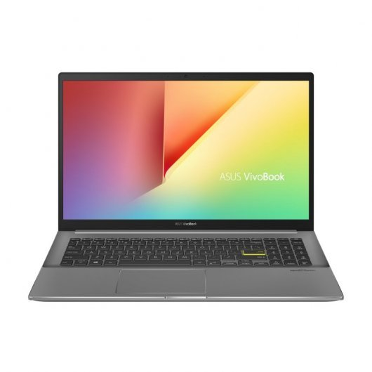 Portatil Asus VivoBook S15 S533EA-BN241T i5-1135G7 8GB 512GB SSD 15.6' w10 Negro
