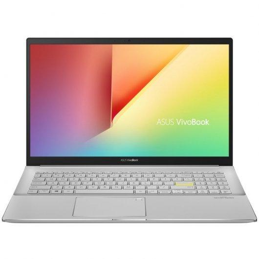 Asus VivoBook S15 S533EA-BN147T i7-1165G7 16GB 512GB SSD 15.6' w10 Blanco Sueño