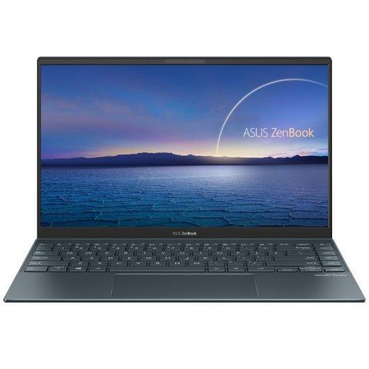 Portatil Asus Zenbook 14 UX425EA-BM094T i7-1165G7 16GB 512GB SSD 14' w10 Gris Pino