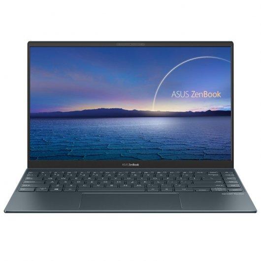 Asus ZenBook 14 BX425EA-BM200R i5-1135G7 8GB 512GB SSD 14' w10pro Gris pino