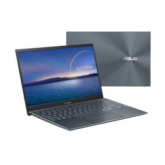 Portatil Asus ZenBook 14 UX425EA-KI358T i7-1165G7 16GB 512GB SSD 14' w10 Gris pino