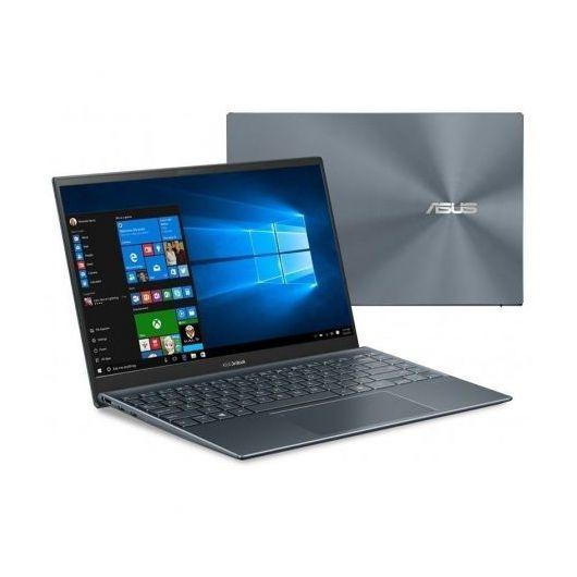 Portatil Asus Zenbook 14 UX425EA-KI462R i5-1135G7 8GB 512GB SSD 14' w10pro Gris pino