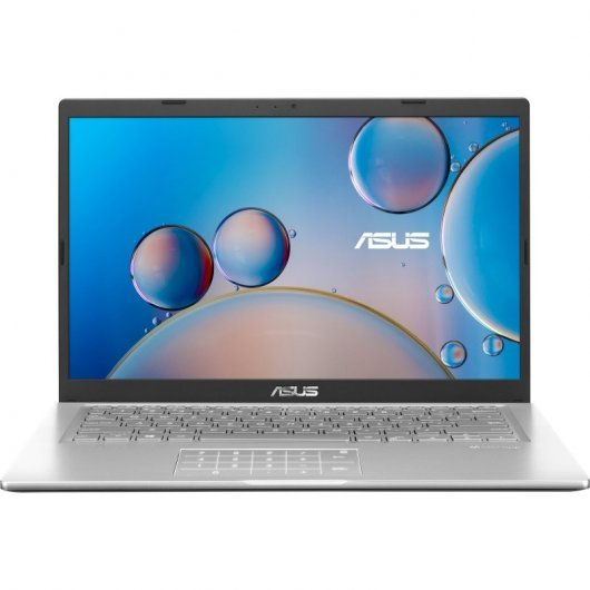 Portatil Asus F415EA-EK153 i7-1165G7 8GB 512GB SSD 14' sin S.O. Plata