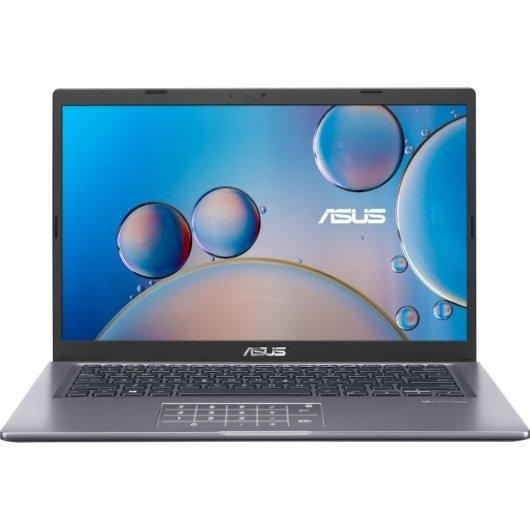 Portatil Asus F415EA-EK154 i7-1165G7 8GB 512GB SSD 14' sin S.O. Gris Pizarra