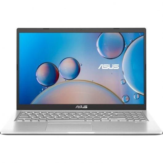 Portatil Asus VivoBook F515EA-BR283T i3-1115G4 8GB 256GB SSD 15.6' w10 Plata transparente