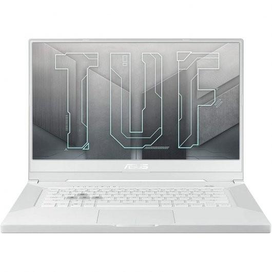 Portatil Asus TUF Dash F15 FX516PM-HN026 i7-11370H 16GB 1TB SSD RTX3060 6gb 15.6' sin S.O. Negro