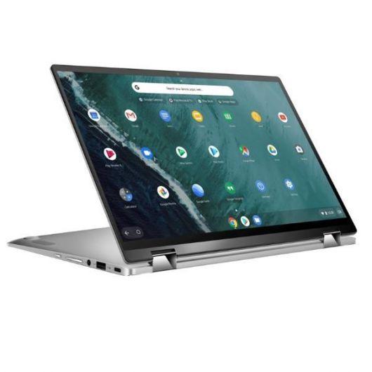 Portatil Asus Chromebook Flip C434TA-AI0390 i5-8200Y 8GB 128GB eMMC 14' Tactil Chrome OS Plata